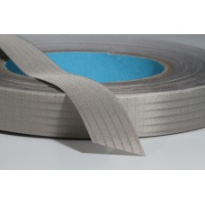 Metallized cloth tape